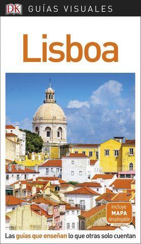 LISBOA GUIAS VISUALES ED. 2018
