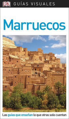 MARRUECOS GUIAS VISUALES ED. 2018