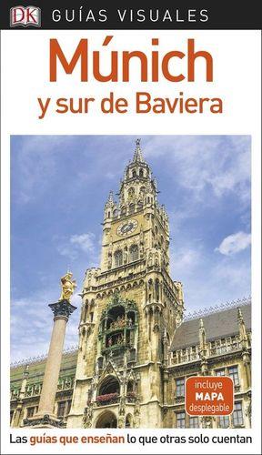 MUNICH Y SUR DE BAVIERA GUIAS VISUALES ED. 2018