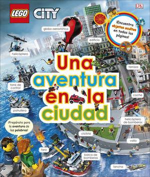 LEGO CITY.   UNA AVENTURA EN LA CIUDAD