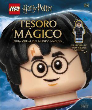 LEGO HARRY POTTER.  TESORO MAGICO