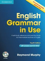 ENGLISH GRAMMAR IN USE WITH ANSWER + CD-ROM 4ª ED. 2012