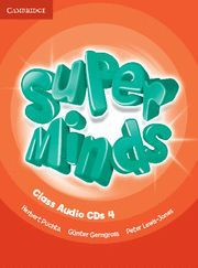 SUPER MINDS 4 CD´S