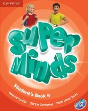 SUPER MINDS 4 PUPIL´S BOOK