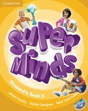 SUPER MIND 5 PUPIL´S BOOK
