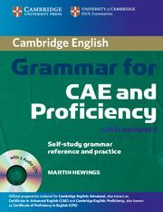 GRAMMAR FOR CAE AND PROFICIENCY WITH ANSWERS