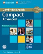 COMPACT ADVANCED STUDENT´S BOOK WITH ANSWERS ED. 2015
