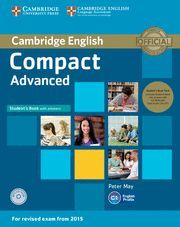 COMPACT ADVANCED C1 STUDENT´S BOOK WITH ANSWERS