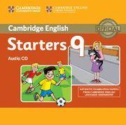 CAMBRIDGE STARTERS 9 CD´S