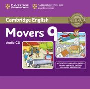 CAMBRIDGE ENGLISH YOUNG LEANER´S 9 MOVERS CD AUDIO