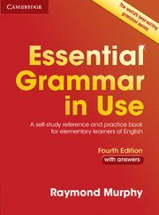 ESSENTIAL GRAMMAR IN USE 4ªED. W/ K (INGLES)