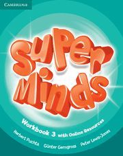 SUPER MINDS 3 WORKBOOK