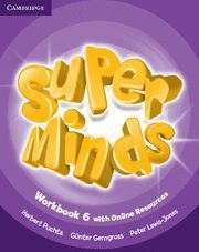 SUPERMINDS 6 WORKBOOK