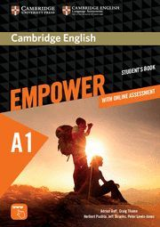 EMPOWER A1 STUDENT´S BOOK