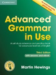 ADVANCED GRAMMAR IN USE 3ª ED. WITH ANSWERS AND EBOOK ED.2015