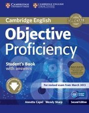 OBJECTIVE PROFICIENCY STUDENT´S BOOK PACK