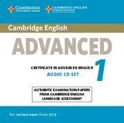 ADVANCED AUDIO CD SET 1