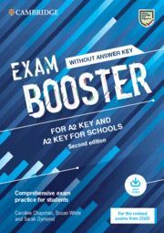 EXAM BOOSTER FOR KEY DOR SCHOOLS WITHOUT ANSWERS