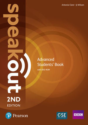SPEAKOUT ADVANCED STUDENT´S BOOK 2ª ED.