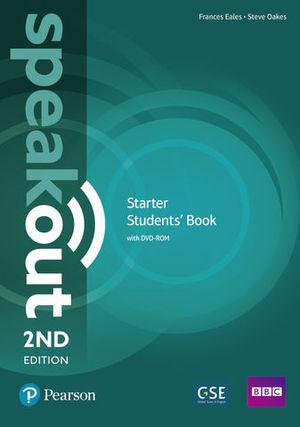 SPEAKOUT STARTER 2ª ED. STUDENT´S BOOK