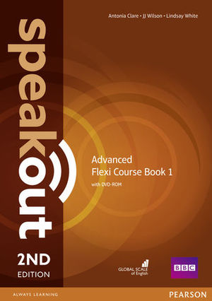 SPEAKOUT ADVANCED 2ª ED. FLEXI COURSE 1