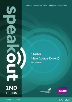 SPEAKOUT STARTER 2ª ED. FLEXI COURSEBOOK 2 PACK