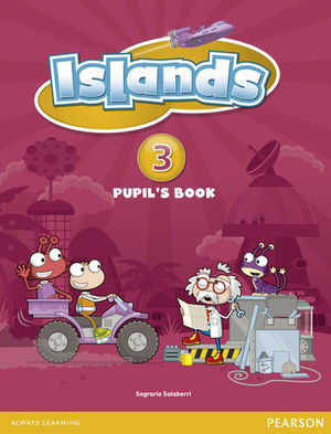 ISLAND 3 PUPIL´S BOOK