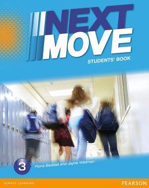 NEXT MOVE 3 STUDENT´S BOOK ED. 2016