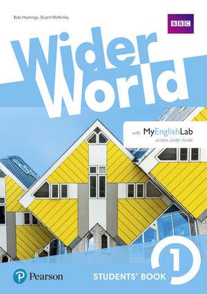 WIDER WORLD 1 WORKBOOK