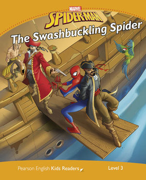 PR LEVEL 3 MARVEL´S THE SWAHBUCKLING SPIDER