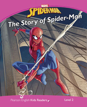 PR LEVEL 2 MARVEL´S THE STORY OF SPIDER-MAN