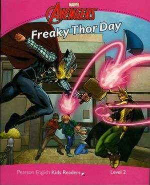 PR LEVEL 2 MARVEL´S FREAKY THOR DAY