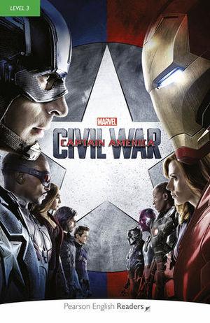 PR LEVEL 3 MARVEL´S CAPTAIN AMERICA: CIVIL WAR