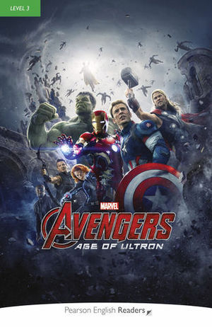 PR LEVEL 3 MARVEL´S THE AVENGERS:  AGE OF ULTRON