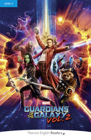 PR LEVEL 4 MARVEL´S GUARDIANS OF THE GALAXY VOL. 2