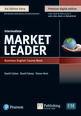 MARKET LEADER 3E EXTRA INTERMEDIATE COURSE BOOK, EBOOK, QR, MEL & DVD PACK