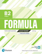 FORMULA B2 FIRST EXAM TRAINER AND INTERACTIVE WITH KEY
