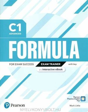 FORMULA C1 ADVANCED EXAM TRAINER AND INTERACTIVE WITH KEY