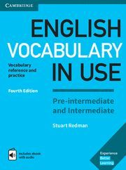 ENGLISH VOCABULARY IN USE PRE-INTERMEDIATE WITH ANSWERS  ED. 2017