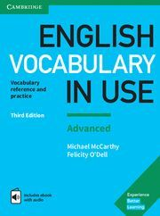 ENGLISH VOCABULARY IN USE ADVANCED WITH ANSWERS ED. 2017