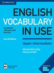 ENGLISH VOCABULARY IN USE UPPER-INTERMEDIATE 4ª ED. 2017