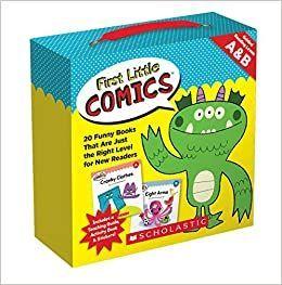 FIRST LITTLE COMICS: LEVELS A & B