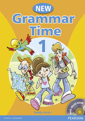 NEW GRAMMAR TIME 1