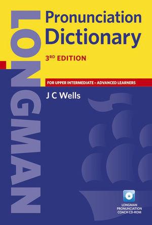 DICTIONARY PRONUNCIATION LONGMAN 3ª ED.