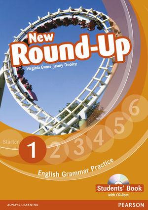 NEW ROUND UP 1 SB + CD (2010)