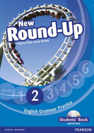 NEW ROUND UP 2 SB + CD (2010)
