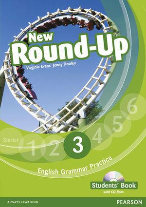 NEW ROUND UP 3 SB + CD (2010)