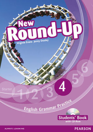 NEW ROUND UP 4 SB + CD (2010)