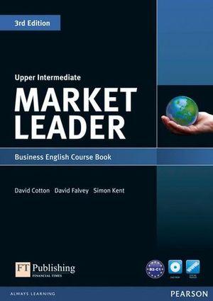 MARKET LEADER UPPER INTERMEDIATE COURSE BOOK 3ª ED.