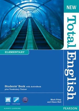 NEW TOTAL ENGLISH ELEMENTARY STUDENT´S BOOK